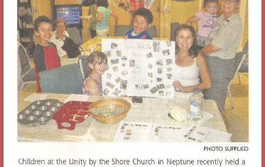 Unity by the Shore - Popcorn Park Zoo Fundraiser
