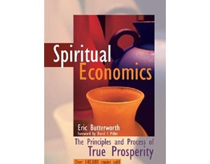 "Book Club: ""SPIRITUAL ECONOMICS"" By Eric Butterworth"